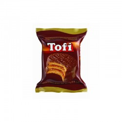 ALFAJOR TOFI TRIPLE  NEGRO