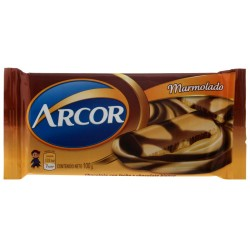 CHOCOLATE MARMOLADO ARCOR X 100G