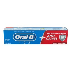 PASTA DENTAL ORAL B X 70G MENTA SUAVE
