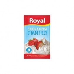 ROYAL SABOR A CREMA CHANTILLY