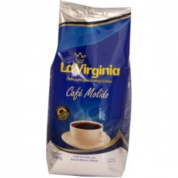 CAFe LA VIRGINIA MOL. X 500GRS.