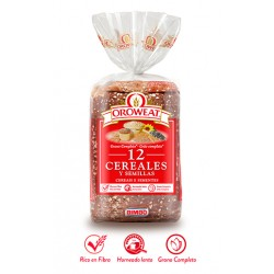 OROWEAT WHOLE GRAINS CEREALES X 600G