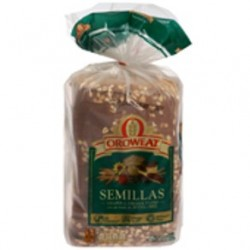 PAN OROWEAT WHOLE GRAINS SEMILLAS 600 G.