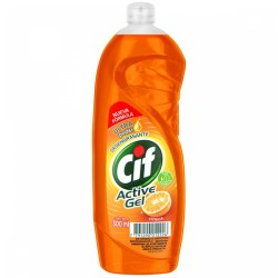 DETERGENTE CIF ACTIVE GEL X300ML CITRICA