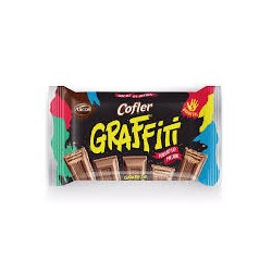 CHOCOLATE GRAFFITI X45G