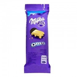 CHOCOLATE MILKA OREO X20G