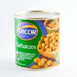 GARBANZOS ARCOR LATA X350G